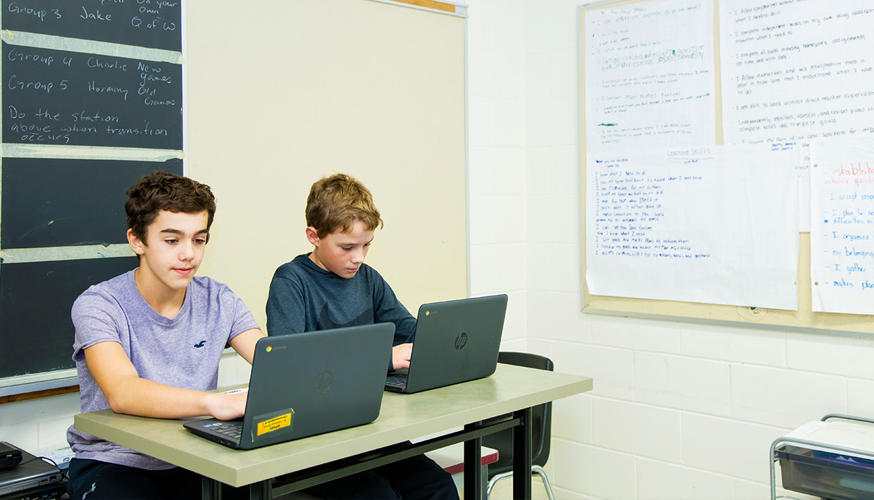 St.-Col414-boys-at-laptops